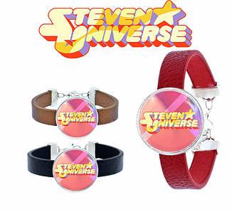 Браслет Лого Вселенная Стивена / Steven Universe