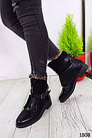 ХИТ ПРОДАЖ!! Ботинки женские.Весна. Арт.1808, фото 1