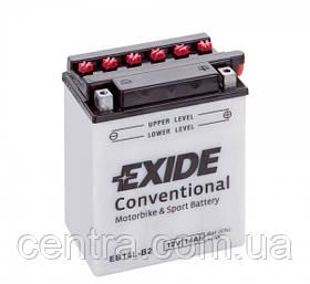 Мото аккумулятор EXIDE EB14L-B2