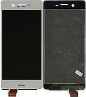 Дисплейный модуль SONY Xperia X Dual F5121/F5122/F8131/F8132 + touchscreen white orig