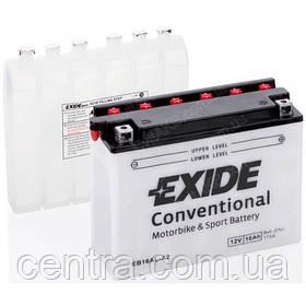 Мото аккумулятор EXIDE EB16AL-A2