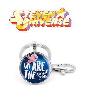 """Брелок """"Мы самоцветы!"""" Вселенная Стивена / Steven Universe"""