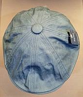Кепка мужская тонкий котон под джинс