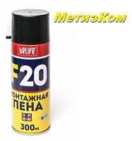 Бытовая монтажная пена Belife-F20