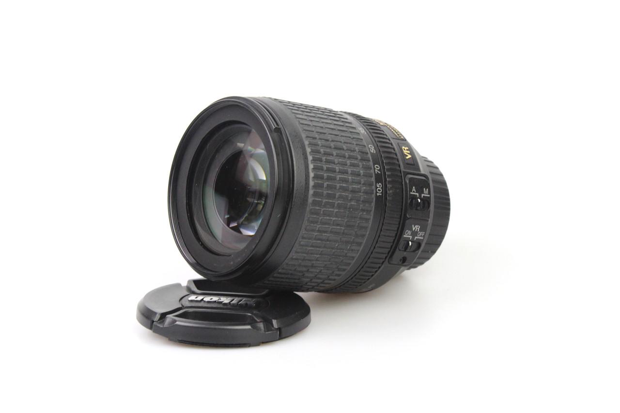 Объектив Nikon 18-105mm F3.5-5.6G ED VR AF-S DX (Витринный образец)