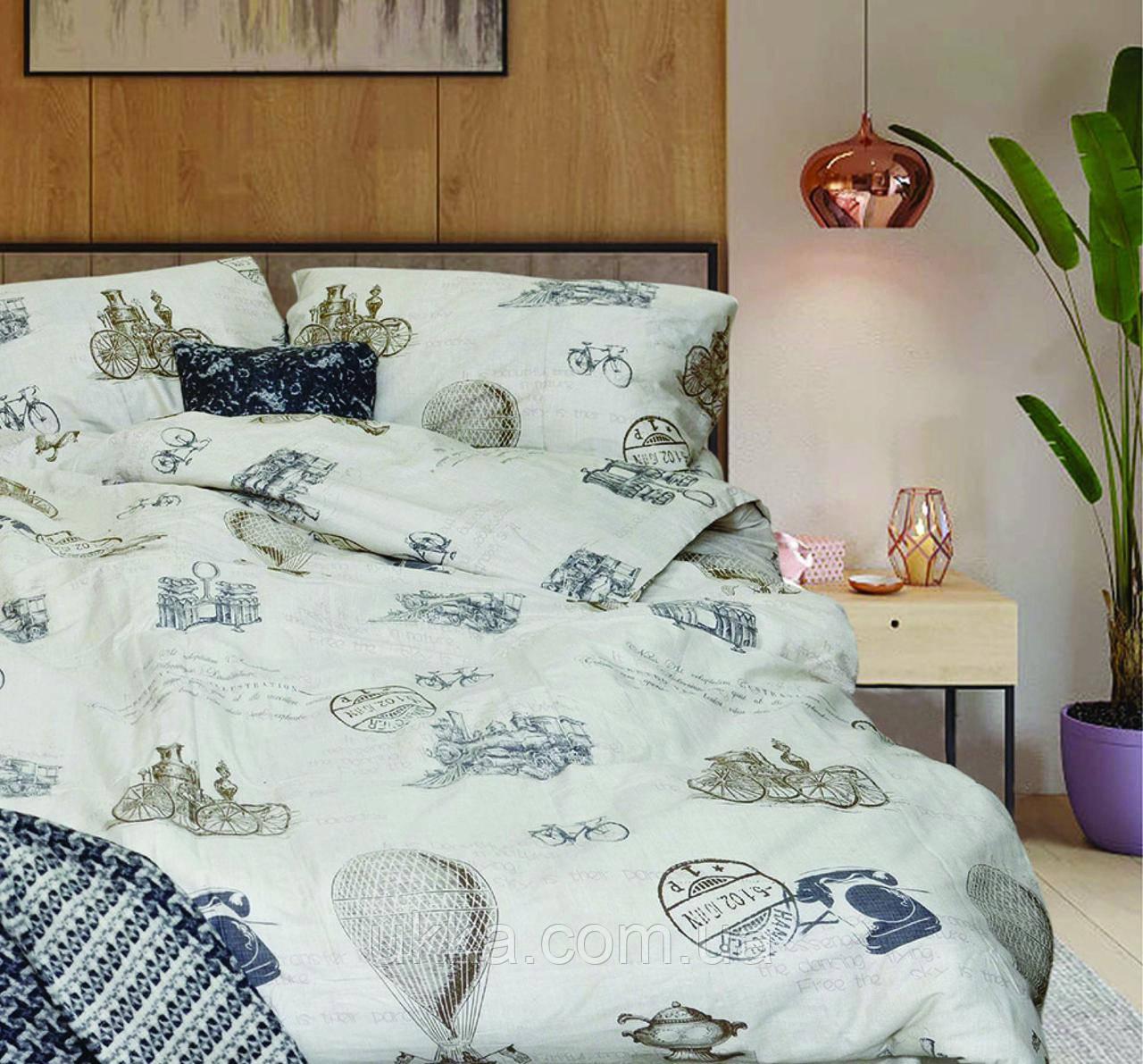 Полуторное постельное белье Вилюта 19025