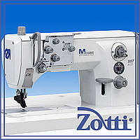 Швейная машина одноигольная с плоской платформой mod. 887-160020. Durkopp Adler (Германия)