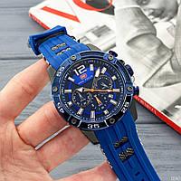 Часы мужские кварцевые Mini Focus MF0349G.06 Blue-Black-White AB-1095-0040