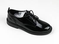 Женские лаковые туфли  Fabio Monelli H510-T532 BLACK LAK весна 2020