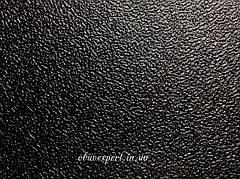 Полиуретан обувной  330х250х7, рис. Бриз, цв.черный