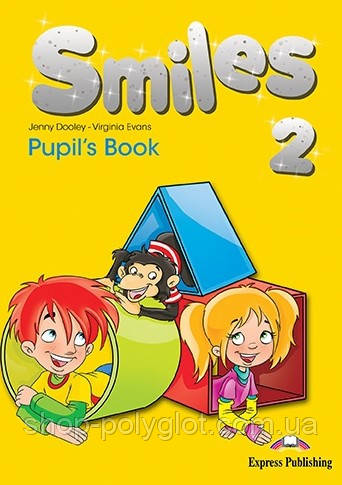 Smileys 2 Pupil's Book