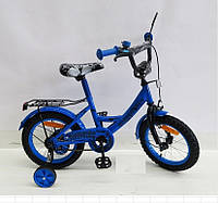 Детский двухколесный велосипед колеса 12 дюймов 181229 синий