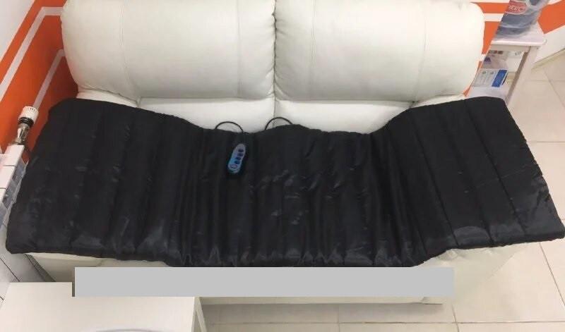 Массажный матрас с функцией подогрева Massage - массажная накидка с подогревом, фото 3