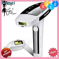 Лазерный эпилятор Kemei RM-6812 | Фотоэпилятор для волос, фото 1