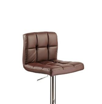 Барный стул Hoker MONZO. Цвет коричневый.