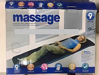 Массажный матрас с функцией подогрева Massage - массажная накидка с подогревом, фото 1
