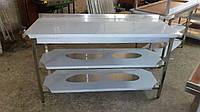 Стол производственный кухонный 2000х600х850 - 4465 грн.