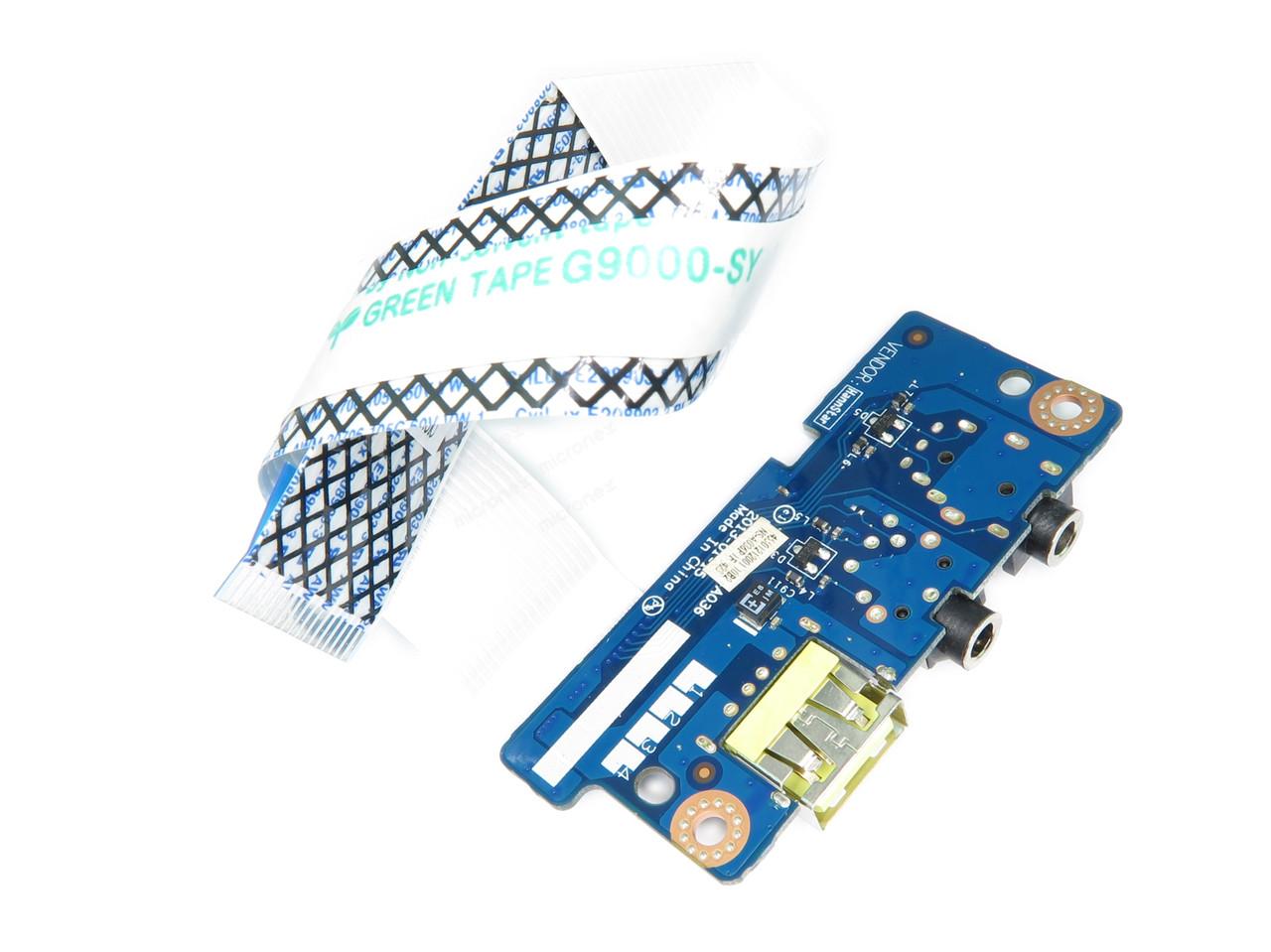 НОВАЯ USB Audio плата для ноутбука LENOVO Y500 Y510P ( 90002737 )