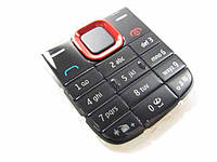 Клавиатура Nokia 5130 Black (High Copy)
