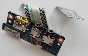 НОВАЯ USB Audio плата для ноутбука LENOVO Y500 Y510P ( 90002737 ), фото 2