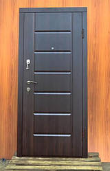 Дверь входная Канзас серии Стандарт ТМ Каскад