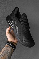 Кроссовки женские весенние осенние качественные модные Найк Air Max 270 Black, фото 1