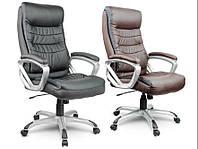 """Кресло Офисное Компьютерное  Madera  Just Sit Черное """"Кресло руководителя"""""""
