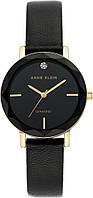 Женские наручные классические часы Anne Klein AK/3434BKBK кварцевые