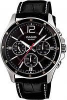 Мужские классические наручные часы CASIO MTP-1374L-1AVDF кварцевые