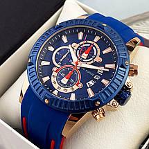 Часы мужские кварцевые Mini Focus MF0244G.01 Blue-Cuprum-Red AB-1095-0022, фото 2