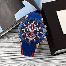 Часы мужские кварцевые Mini Focus MF0244G.01 Blue-Cuprum-Red AB-1095-0022, фото 3