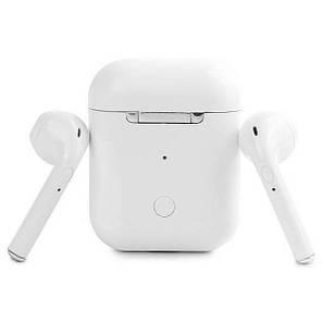 Беспроводные наушники TWS i8S Bluetooth 5.0 с кейсом- Новинка, фото 2