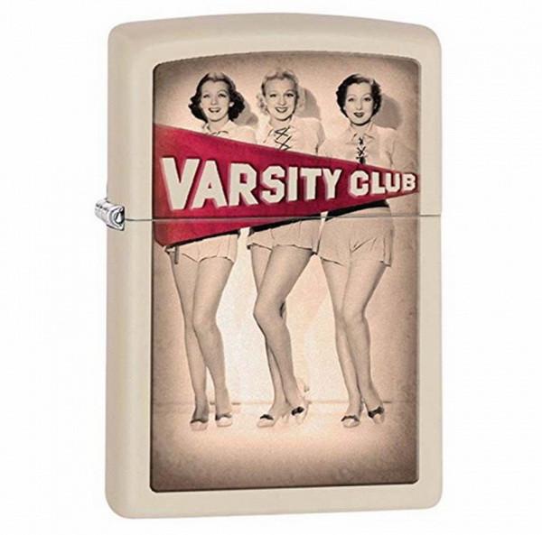 Зажигалка Zippo Varsity Club, 28441