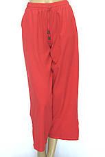 Жіночі широкі брюки на резинці, фото 2