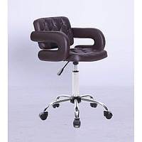 Парикмахерское кресло, стул мастера, кресло мастера, крісло майстра, стілець майстра Hoker  HC 8403