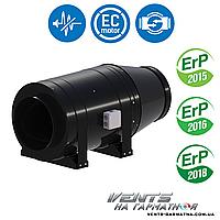 Вентс ТТ Сайлент-МД 355-1 ЕС. Шумоизолированный вентилятор с ЕС-мотором, фото 1
