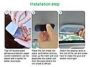 ПЛАФОН / СВЕТИЛЬНИК / ЛАМПА для салона авто + магнитное крепление, цвет свечения белый + USB зарядка, серый, фото 8