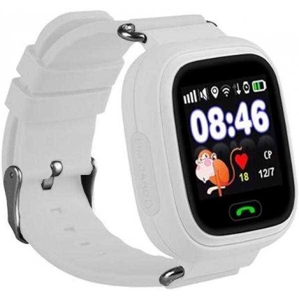 Baby Smart Watch Q90-White
