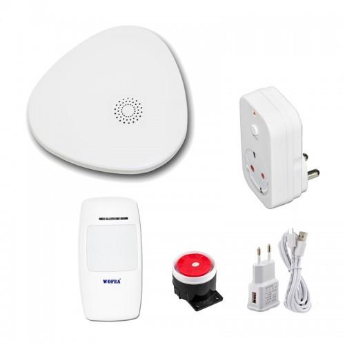 Cигнализация Беспроводная Wifi V10 (Te2)