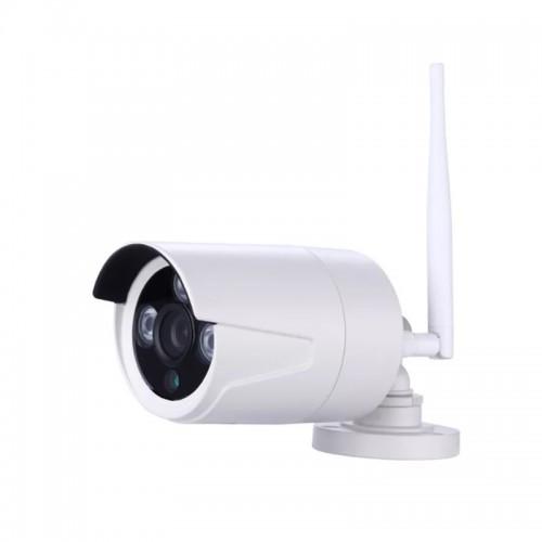 Ip-Камера Yoosee Металлическая Наружная Wifi 2Mp 1080P Sd-Карта (Te2)