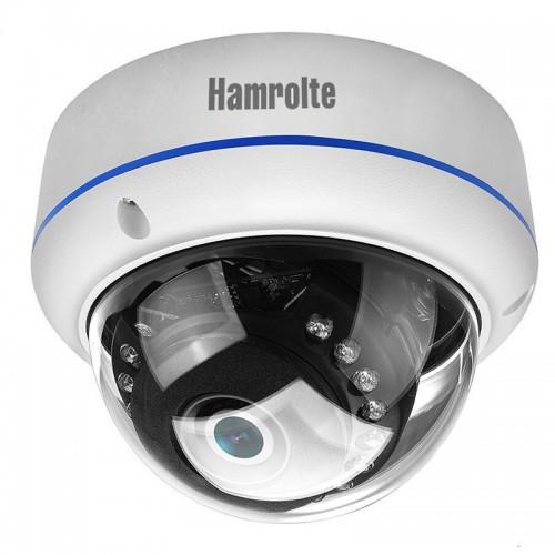 Ip-Камера Видеонаблюдения Антивандальная Wi-Fi Запись На Sd-Карту 2Mp (Te2)