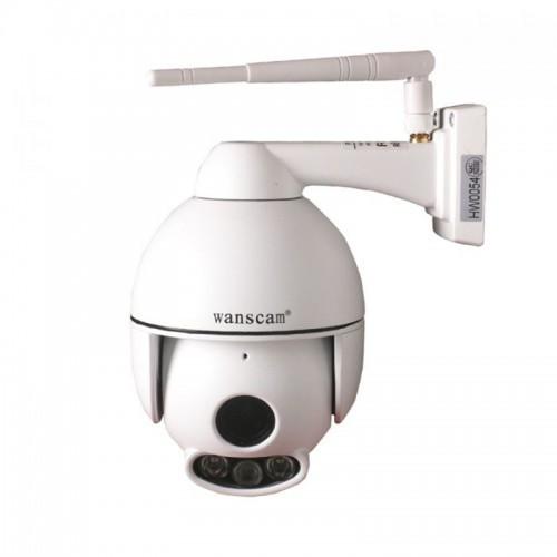Ip-Камера Уличная Поворотная Wanscam Hw0054 С Wifi Full Hd 2Mp (Te2)