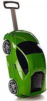 Валіза машинка Ridaz Lamborghini Huracan Валізу машинка Ridaz Lamborghini Huracan Green