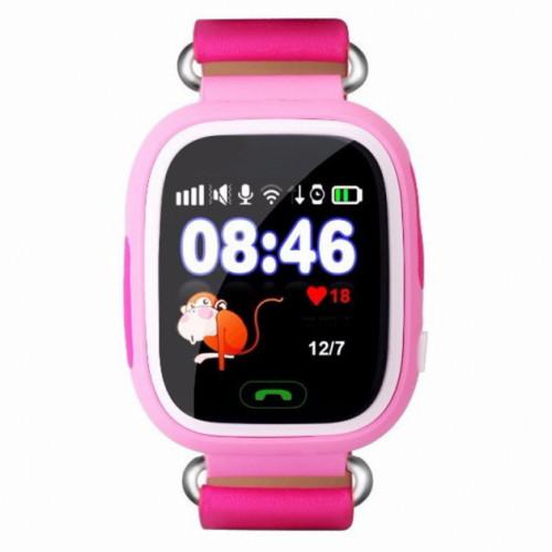 Smart Watch Q90-Pink