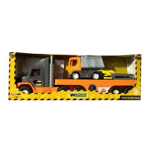 Super Tech Truck  С Грузовиком 36710