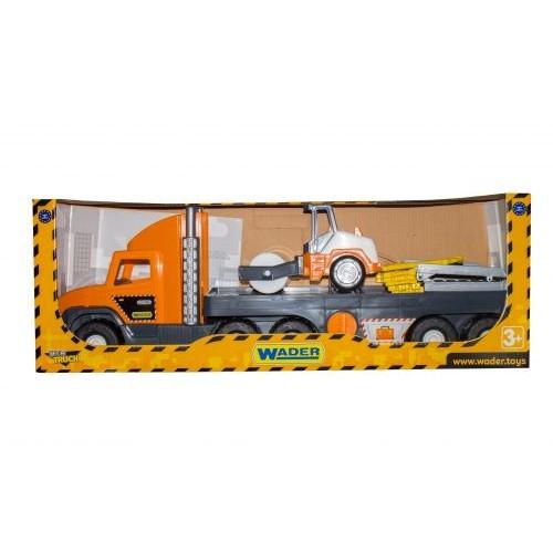 Super Tech Truck  С Котком 36740