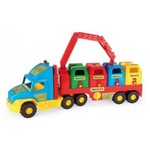 Super Truck  Мусоровоз 36530