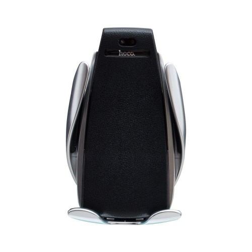 Автодержатель Для Телефона Hoco Ca42A Wireless Серебристый (М1)