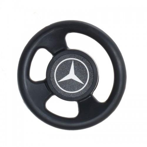 Автодержатель Для Телефона Zbs Магнит Car Ab01 Mercedes Черный (М1)