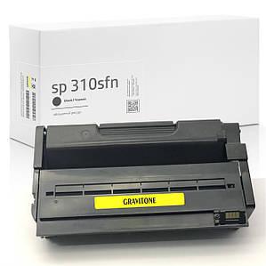 Картридж совместимый Ricoh Aficio SP 310SFN (SP 310), 6.400 копий, аналог от Gravitone (GTR-SP-310SFN-BK-XL)